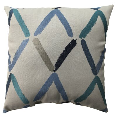 Pillow Perfect Diamonte Geo Polyester Pillow
