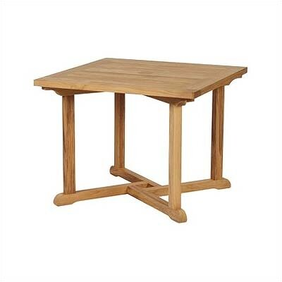 Barlow Tyrie Teak Arundel Square Dining Table
