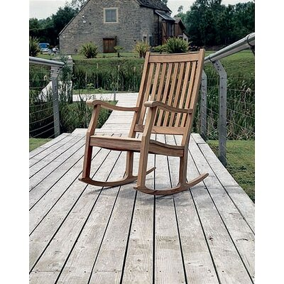Barlow Tyrie Teak Newport Teak Rocking Chair