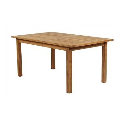 Barlow Tyrie Teak Monaco Dining Table