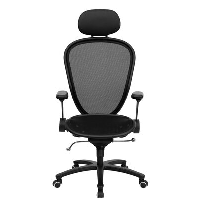 Flash Furniture High-Back Mesh Managerial Chair