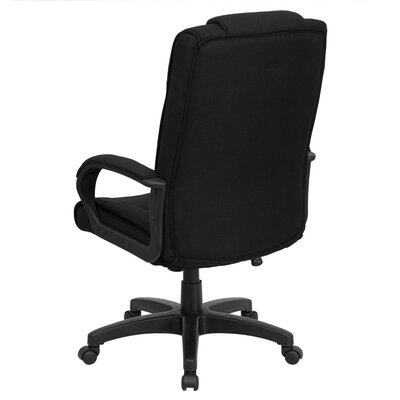 Flash Furniture High-Back Executive Chair with Padded Arms