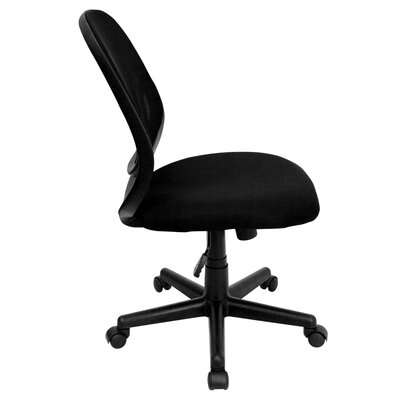 Flash Furniture Y-Go Mid-Back Mesh Computer Task Chair