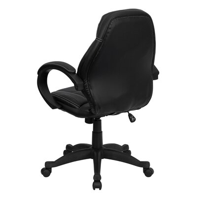 Flash Furniture Office Chair with Outline Stitching