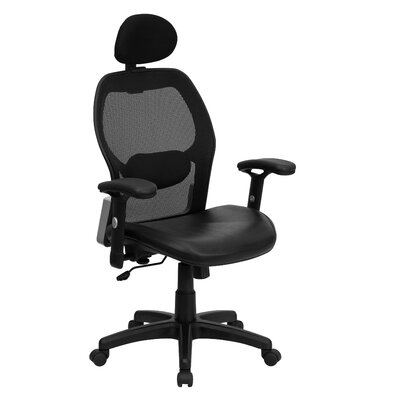Flash Furniture Super Mid-Back Mesh Office Chair