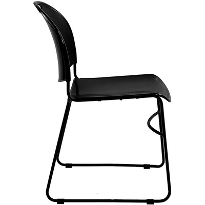 Flash Furniture Hercules Series High Density / High Stacking Ultra Compact Stack Chair