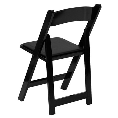 Flash Furniture Hercules Series Folding Chair with Padded Seat