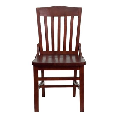 Flash Furniture Hercules Series School House Back Side Chair