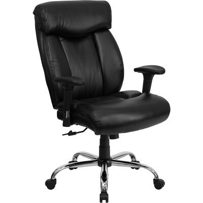 Flash Furniture Hercules Series High-Back Big and Tall Office Chair with Arms