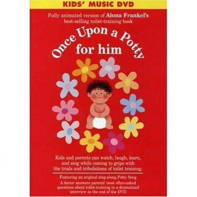 Child Matters Corporation Once Upon A Potty DVD For Boys