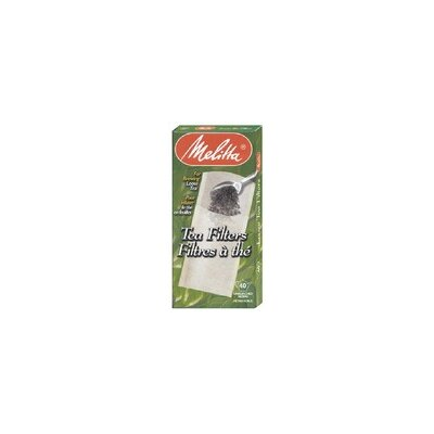 Melitta Tea Filters in Natural