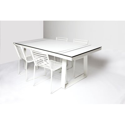 Harbour Outdoor Clovelly Rectangular Dining Table