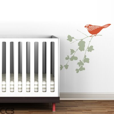 LittleLion Studio Mysteries Branch Wall Decal