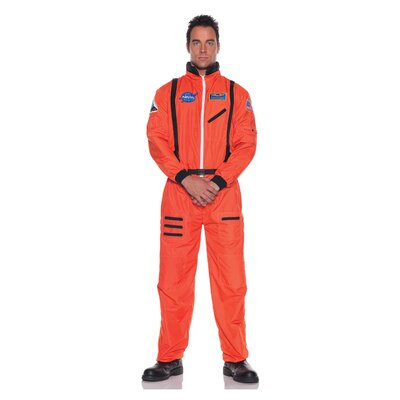 Astronaut Jumpsuit Male Costume