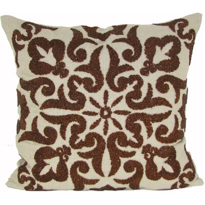 Damascus Cotton Linen Pillow
