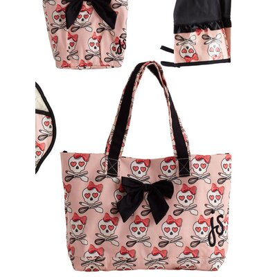 Jessie Steele Lucie Cooking Bow with Tote Bag