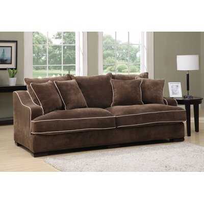 Emerald Home Furnishings Caresse Sofa