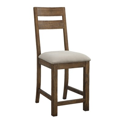 Emerald Home Furnishings Bellevue Ladder Back Bar Stool