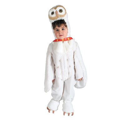 Rubies Harry Potter Hedwig The Owl Child Costume