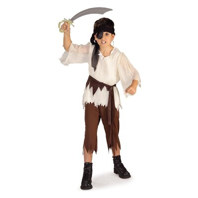 Rubies Pirate Boy Costume