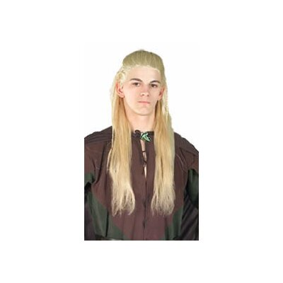 Rubies Lord Of The Rings Legolas Wig