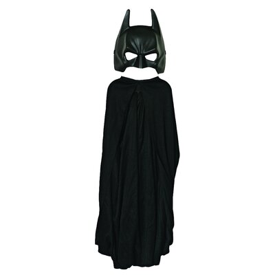 Rubies Batman Dark Knight Rise Batman Cape and Mask Set- Child
