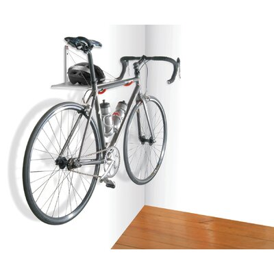Delta Design Monet Single Bike Rack with Metal Shelf