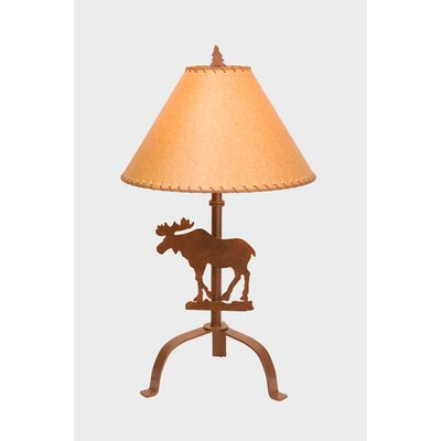 Steel Partners Moose Table Lamp