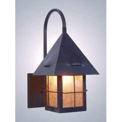 Steel Partners Lapaz 1 Light Wall Sconce