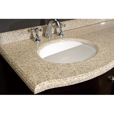 "Ove Decors Oslo 60"" Double Bathroom Sink Vanity"