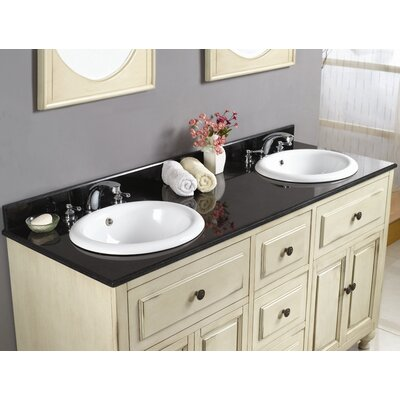 Ove Decors Birmingham Double Bathroom Vanity Set
