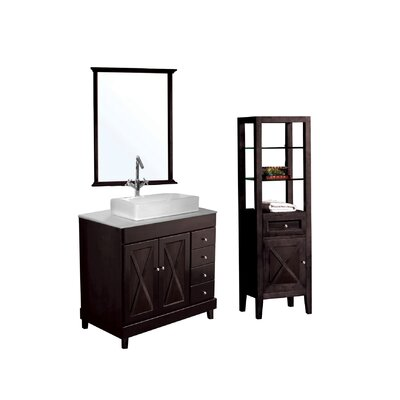 Ove Decors Barcelona Single Bathroom Vanity Set
