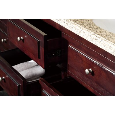 "Ove Decors Berlin 60"" Double Bathroom Vanity Set"