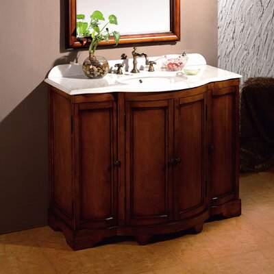 "Ove Decors Stockholm 42"" Single Bathroom Vanity Set"