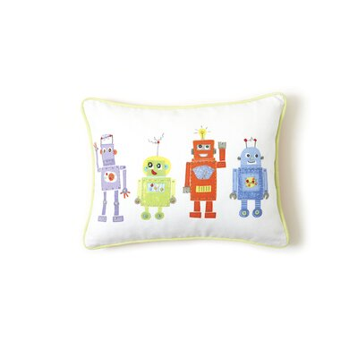 The Little Acorn Multi Robots Pillow