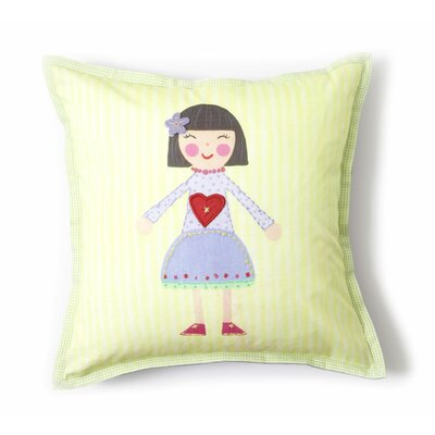 Girl Pillow