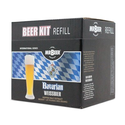 Mr. Beer Bavarian Weissenbier Brew Pack
