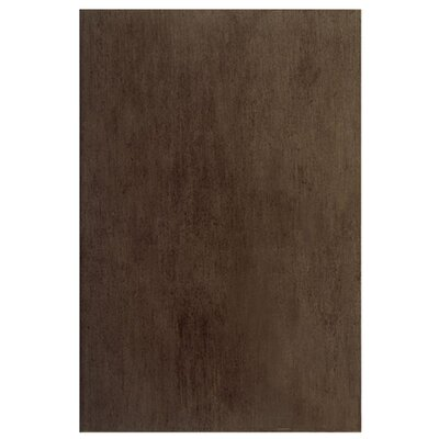 "Interceramic Aquarelle 18"" x 12"" Ceramic Wall Tile in Sienna Brown"
