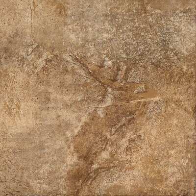 Marazzi Forest Impressions 12&quot; x 12&quot; Field Tile in Noce