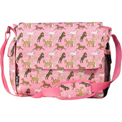 The Classic Horses Diaper Bag