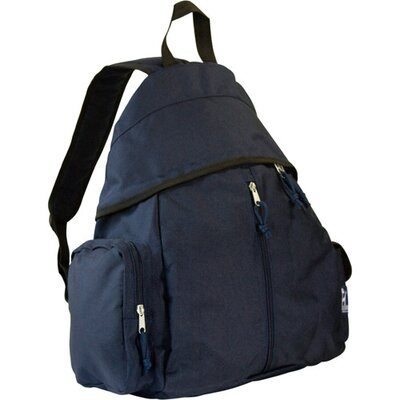 Wildkin Solid Colors Soccer Bag in Navy Blue
