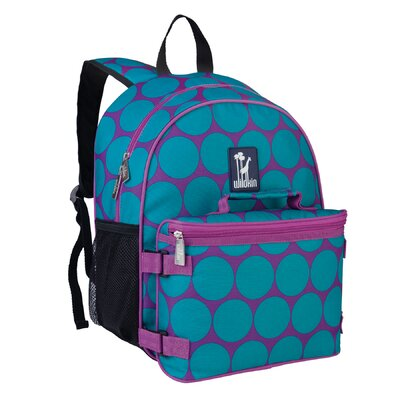 Wildkin Ashley Big Dot Bogo Backpack