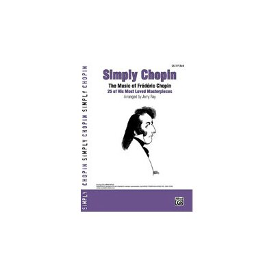 Alfred Publishing Company Simply Chopin
