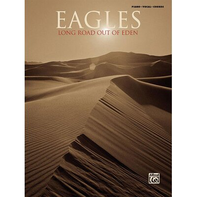 Alfred Publishing Company Eagles: Long Road Out of Eden