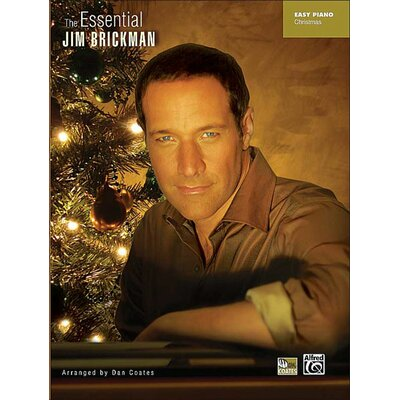 Alfred Publishing Company The Essential Jim Brickman: Christmas
