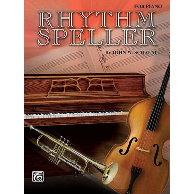 Alfred Publishing Company Rhythm Speller For Piano