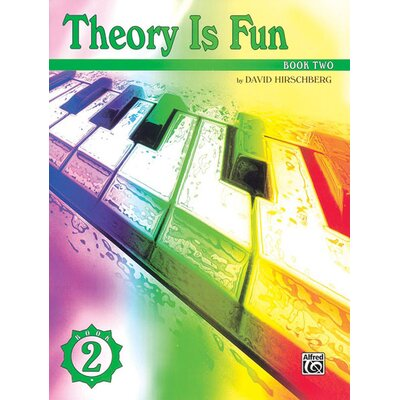 Alfred Publishing Company Theory Is Fun, Book 2