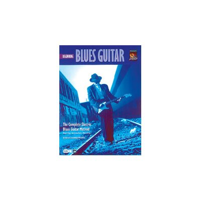 Alfred Publishing Company Complete Blues Guitar Method: Beginning Blues Guitar