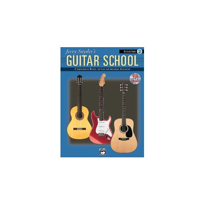 Alfred Publishing Company Jerry Snyder's Guitar School Method Book 2