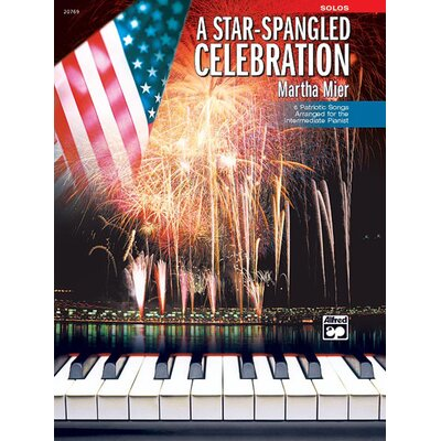 Alfred Publishing Company A Star Spangled Celebration
